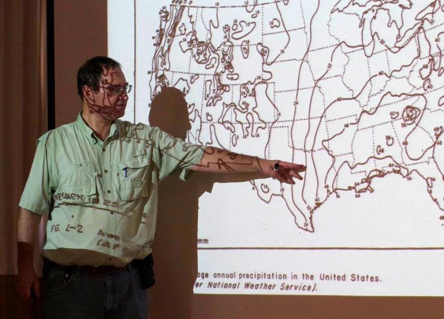 Patterson & map