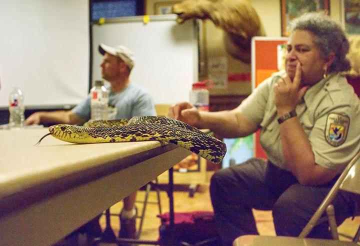 Louisiana Master Naturalists Rendezvous 2018